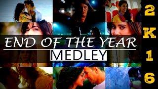 End Of The Year Medley 2016 - DJ Harshal Ft. Sneha & Jigisha