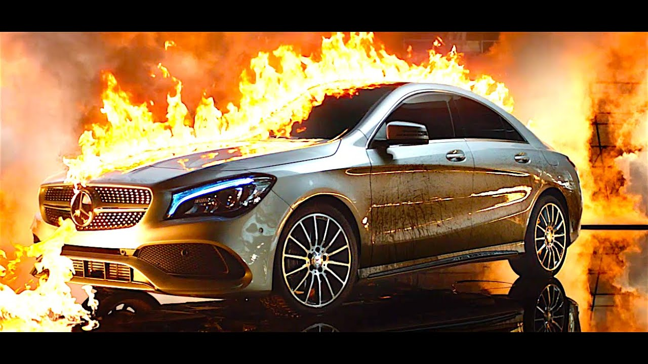 new mercedes cla coup u00e9 2017 official commercial sexy mercedes spring  summer 2017 carjam tv