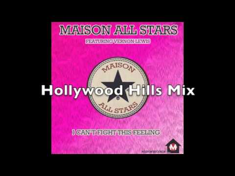 Maison All Stars -ft Vernon Lewis - I can't fight this Feeling Forthcoming on Maison records