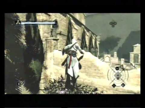 Assassin's Creed, Career 121, Jerusalem, Rich District, Viewpoint 5