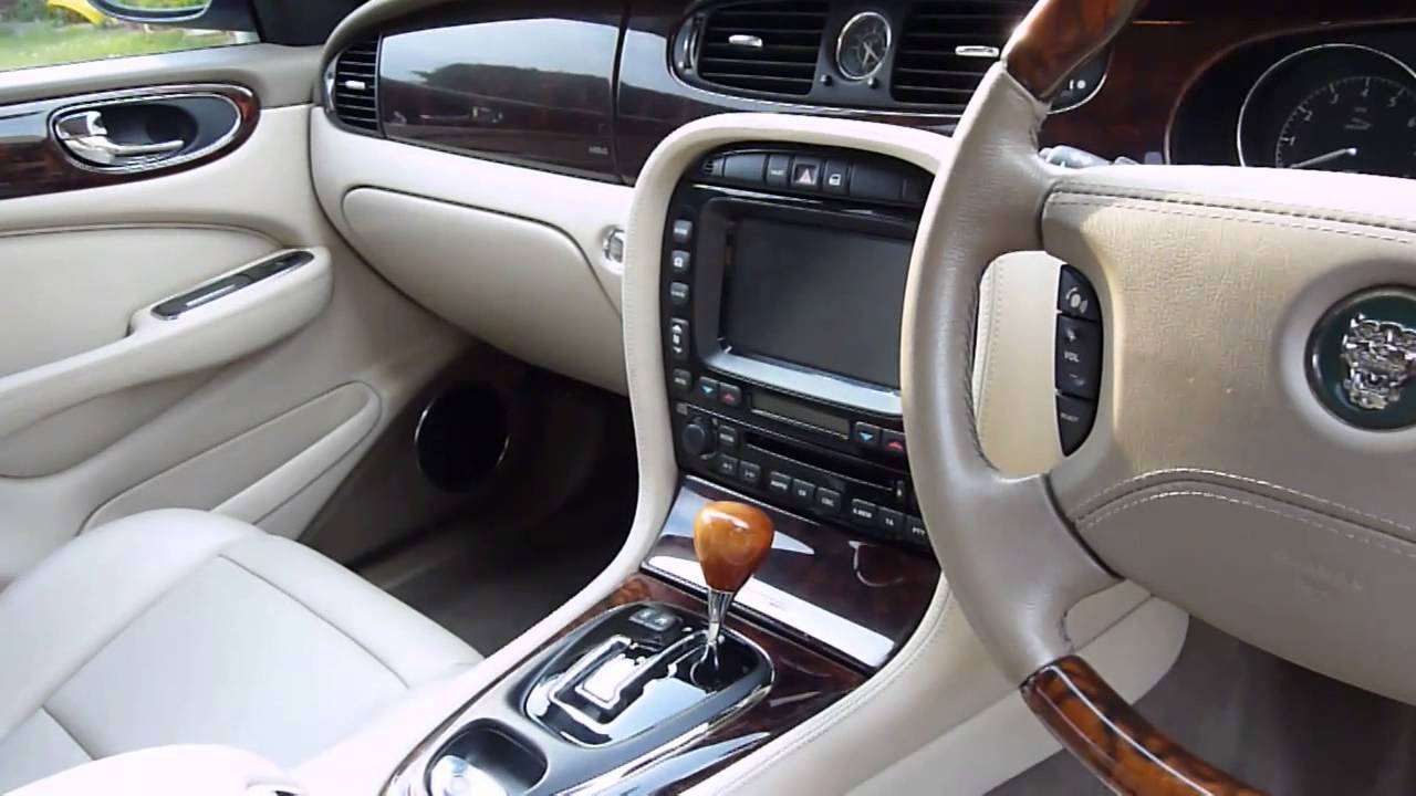 Review Of 2003 Jaguar Xj6 3 0 V6 Se Auto For Sale Sdsc Specialist Cars Cambridge Youtube