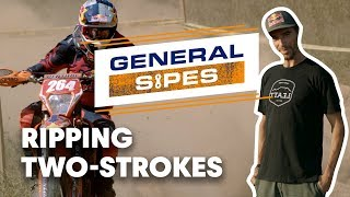 Peoria TT to ISDE with Some 125 All-Stars in Between | General Sipes E5