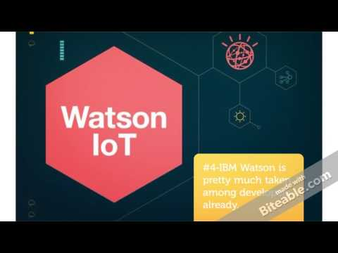 Top 10 IoT Platforms