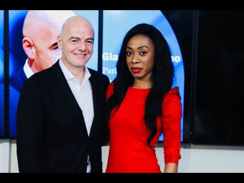 Interview with FIFA President Gianni Infantino: 'Fifa will sanction looters'