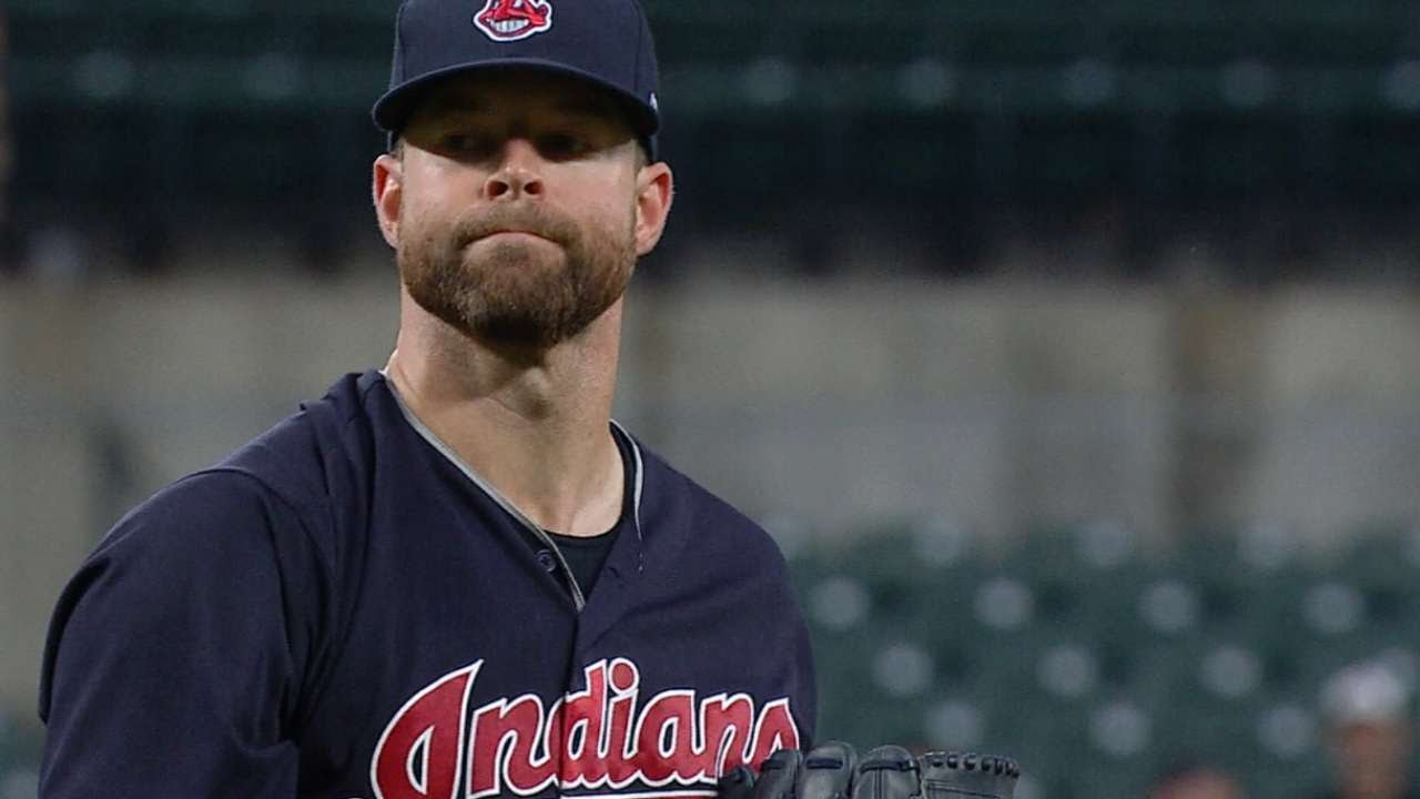 MLB: Indians ace Kluber becomes first in AL to seven wins