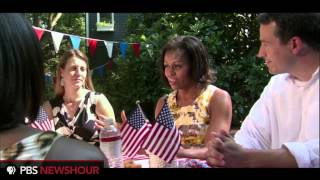 Watch DNC Video Biography of First Lady Michelle Obama