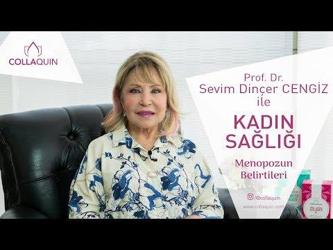 Prof. Dr. Sevim Dinçer Cengiz İle KADIN SAĞLIĞI | Menopozun Belirtileri