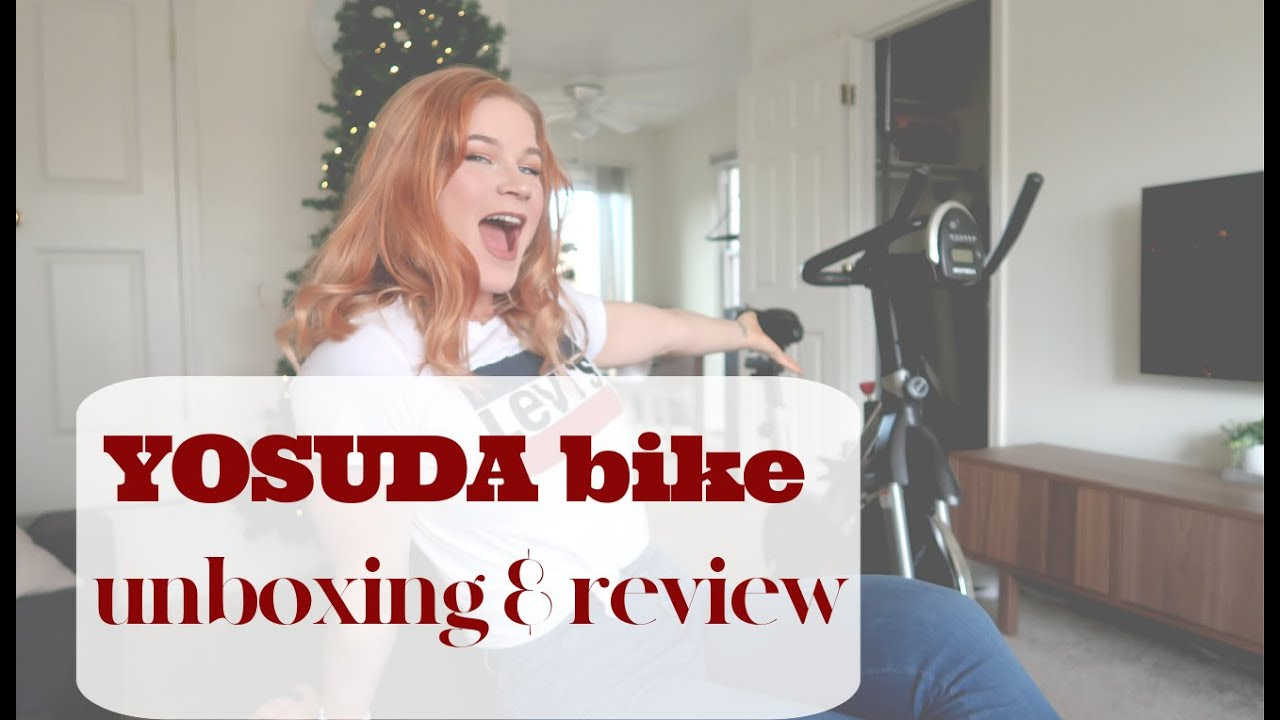 Review | Yosuda Indoor Bike | Shipping, Assembly, First Impressions