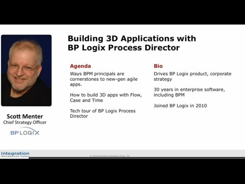 Business Applications: Building 3D Applications With BPM Software