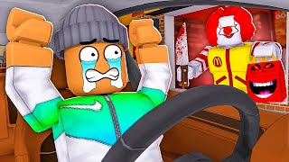 ROBLOX ESCAPE MCDONALD'S PARKOUR OBBY