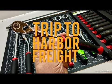 Harbor Freight Pittsburgh Pro Ratchets Review