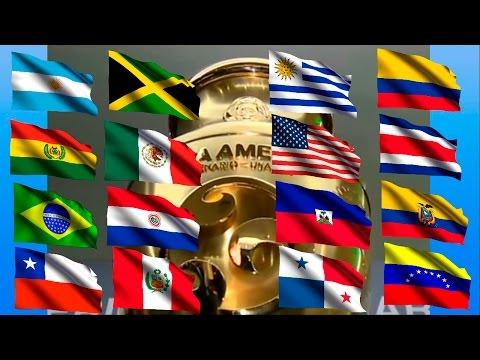 Los Campeones de la Copa América