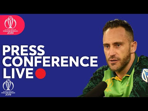 Post Match Press Conference  Australia vs South Africa | ICC