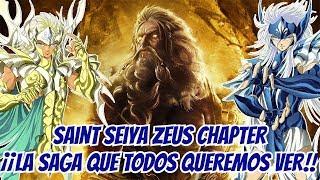 Saint Seiya ¿Saga de Zeus? - Saint Seiya
