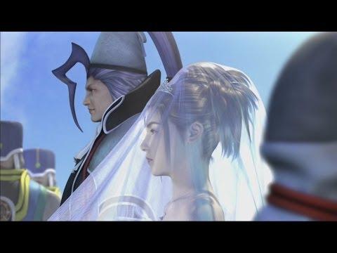 Final Fantasy X HD Remaster - Yuna's Wedding
