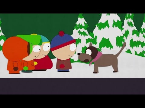 South Park: How to train your dog (Homosexual dog) ft.Stan Marsh