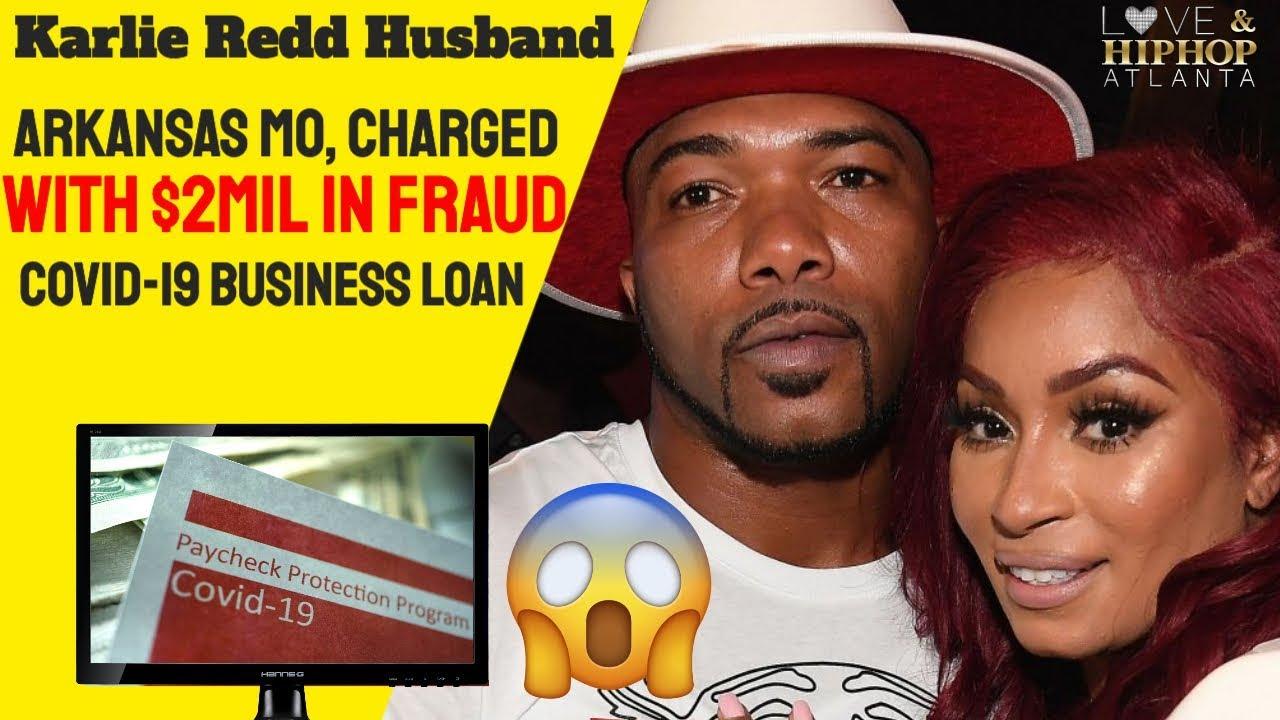 'Love & Hip Hop: Atlanta's Arkansas Mo Charged With Bank Fraud ...