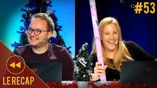 L'origine du papier cadeaux de Noël ? - Le Recap S3#53