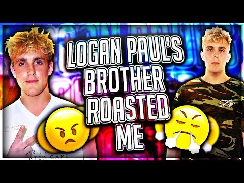 Thumbnail: Logan Paul's Brother Roasted Me!!! (EXPOSED)