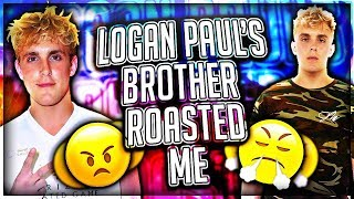 Logan Paul's Brother Roasted Me!!! (EXPOSED) thumbnail