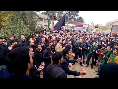 Bilesuvar Seheri Hz imam Huseyn asiqleri (asura) 04.11.2014.