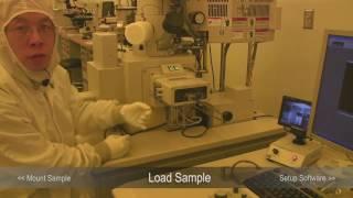 MNTL training Hitachi S4800 SEM