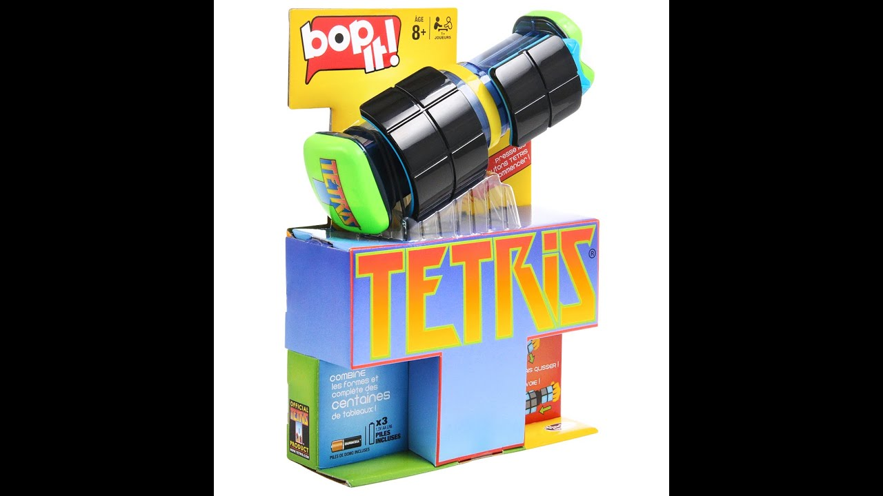 Oct 19, 2012. Watch our product feature video for a bop it extreme spin pull twist & flick it, 1998 hasbro game. ▷▷ follow us twitter.