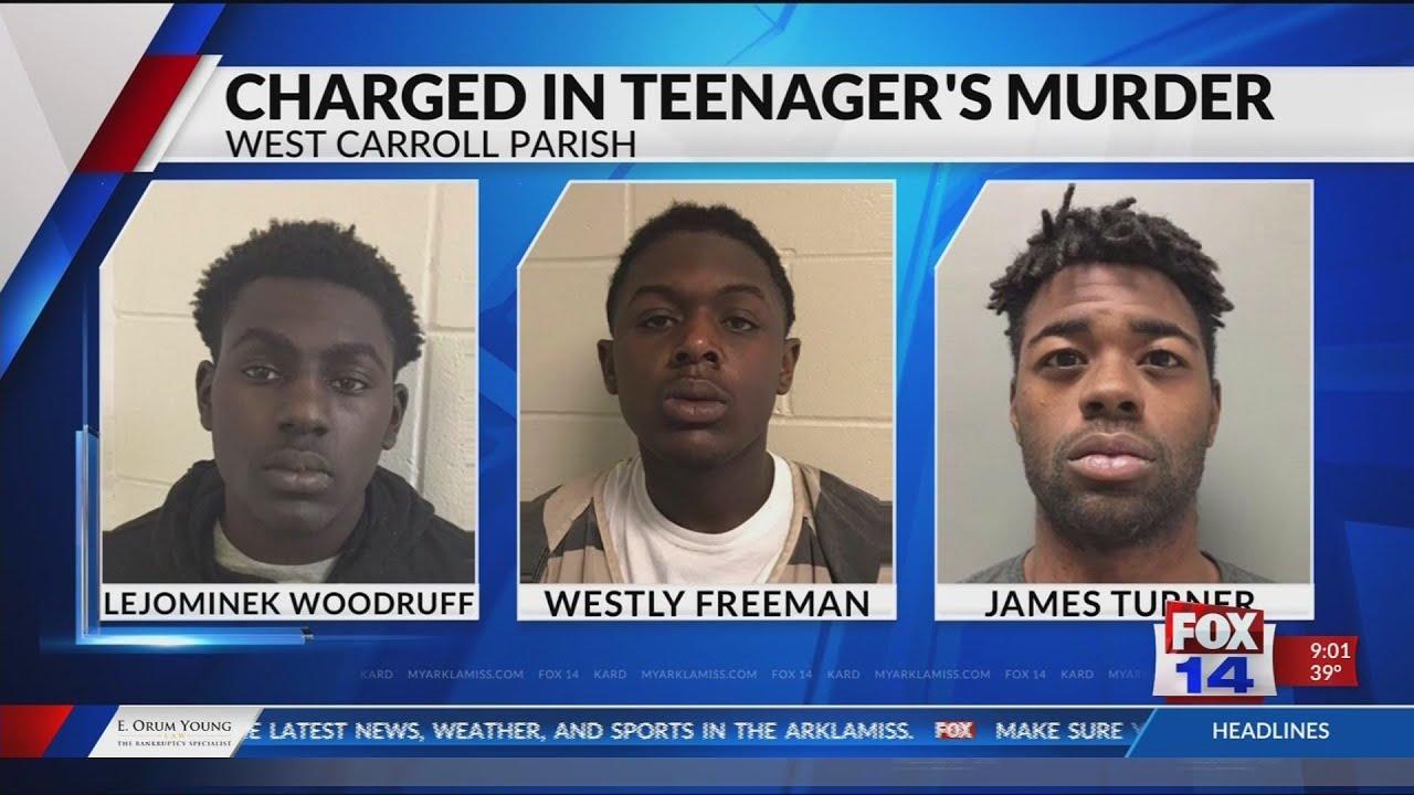 More arrests in oak grove teen's murder