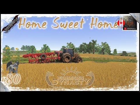 🚜 Farmer's Dynasty 🚜 | Plowing thru the days! | Ep-80 | |