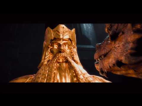 The Hobbit: Desolation of Smaug - Ending Scene - ACES RRT (P3 DCI) Format + Colour Graded