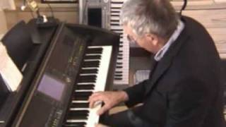 boogie woogie piano. Featuring The Yamaha cvp-407 Electric Piano. Dave Watts Keyboards