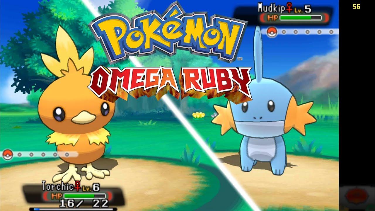Pokemon Omega Ruby Citra Emulator Cpu Jit 1080p Hd