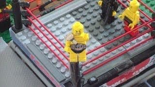 Lego WWE Raw: Randy Orton vs John Cena