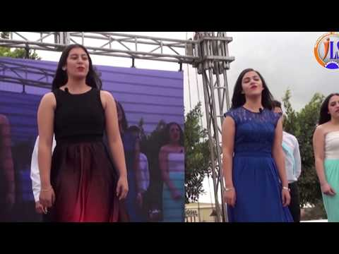 I dream of a world بأحلم بمكان  / ILS - American division's choir cover
