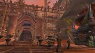 World of Warcraft: Cataclysm PC Gameplay - Revamped Cities