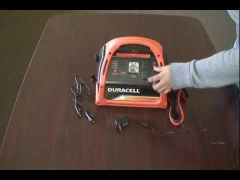 Portable Car Jump Starter >> Duracell Powerpack 600 - AC, DC, USB, Car Jump Starter ...