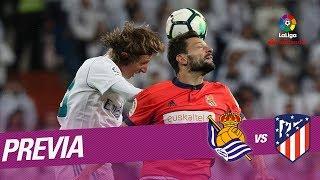 Download Video Previa Real Sociedad vs Atlético de Madrid MP3 3GP MP4