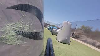 Tom Guest/ Dave Barga - Random Go Pro Barrell Cam (Camp P 2018)