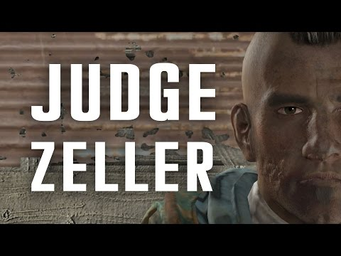 Judge Zeller and the East Boston Preparatory School - Fallout 4 Lore