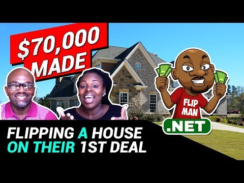 $70,000 Made Wholesaling a House on Their 1st Deal  | This DC Couple Did It With No Cash or Credit