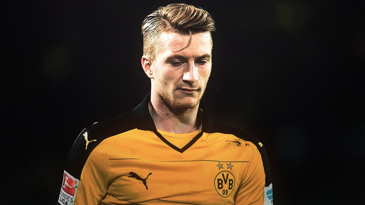 new 2016 soccer hairstyle - marco reus edition - youtube