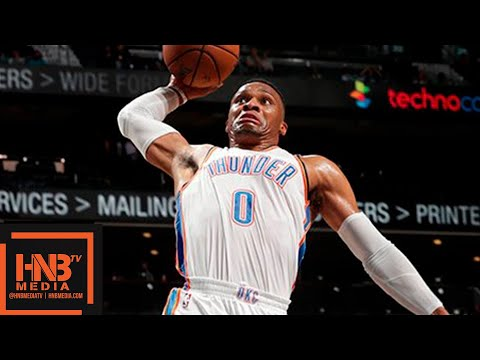 Oklahoma City Thunder vs Charlotte Hornets Full Game Highlights | 11.01.2018, NBA Season