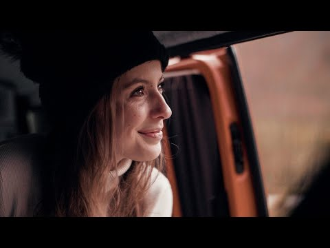 VW Camper Van Travel Across England - Cinematic