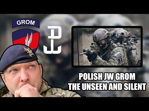 Download British Army Soldier Reacts to JW GROM (Polish Elite Special Forces)