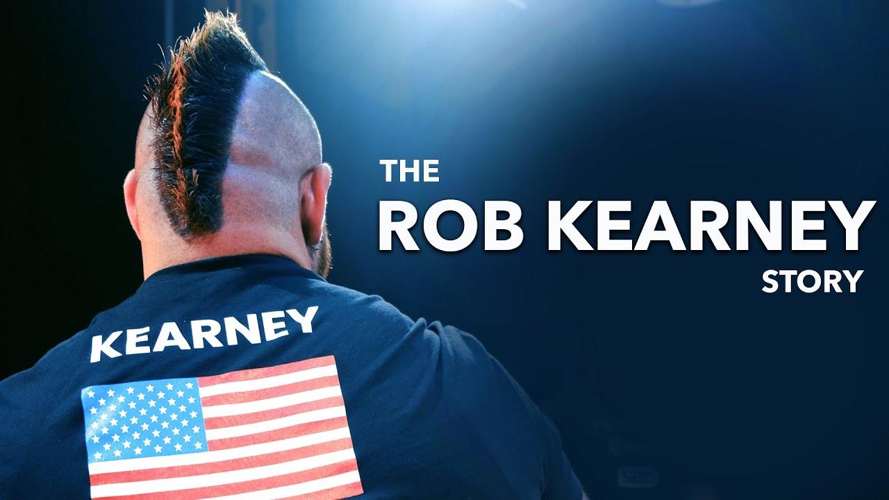 I AM ROB KEARNEY