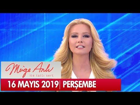 Müge Anlı ile Tatlı Sert 16 Mayıs 2019 - Tek Parça