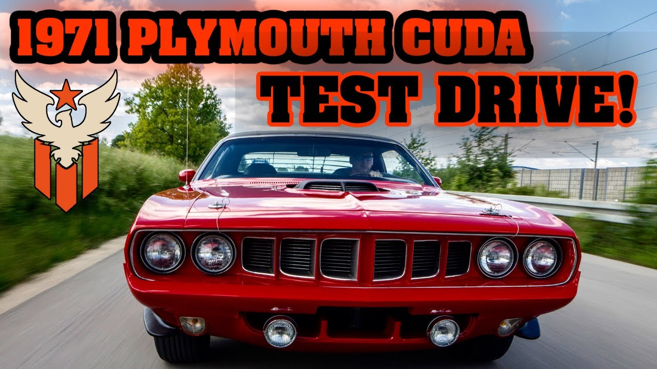 Plymouth Cuda The Movie Kult Cars American Muscle Cars