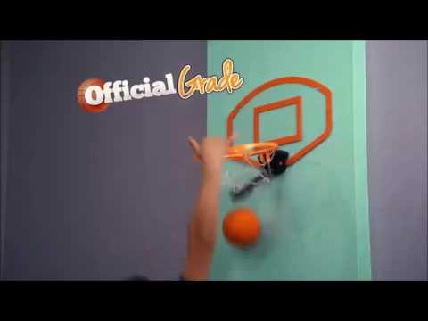 D. Wade's Get It Hoops Indoor Basketball Hoop - As Seen On TV