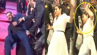 Bollywood Celebs Funny Video FALLING & Embarrassing Themselves In Public-Salman Khan,Kajol And More