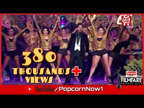 Shahrukh Khan performance for Filmfare Awards 2018|| by Popc